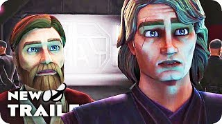 Star Wars: The Clone Wars Trailer (2018) SDCC 2018