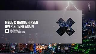 Kadr z teledysku Over And Over Again tekst piosenki Myde feat. Hanna Finsen