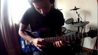 Neurosis Guitar Solos 2013