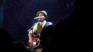 Nowhere To Go: Joshua Radin live