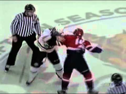 Scott Trask vs Dany Potvin