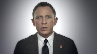 Join Daniel Craig to Help Save Lives
