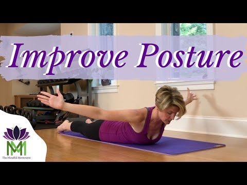 Pilates to Improve Posture and Spinal Health