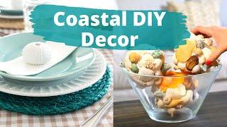 15 DIY Coastal Home Decor Ideas | Hometalk