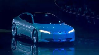 BMW i Vision Dynamic unveiled at IAA 2017 - Full Press Conference
