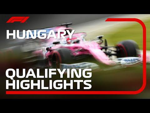 F1 2020 第3戦ハンガリーGP 予選ハイライト動画