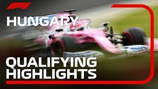 2020 Hungarian Grand Prix: Qualifying Highlights