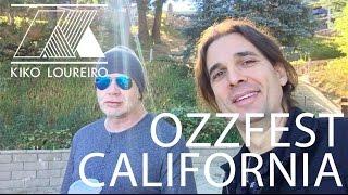 A day at OZZFEST with MEGADETH - California [legendado]