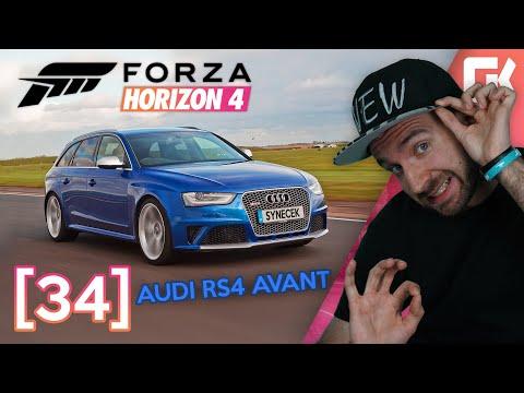 AUDI RS4 AVANT | Forza Horizon 4 #34