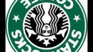 Subliminal occult symbolism found in Starbucks logo
