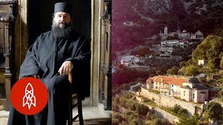 Mt. Athos – A Mountain Home for Monks