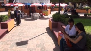preview picture of video '(3D) San Juan del Rio - Mexico Full HD 1080i (Sony HDR-TD30V)'