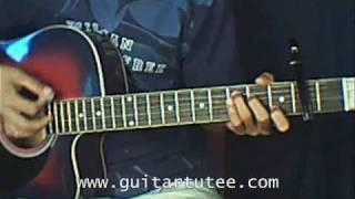 Good Morning Baby( 0f Bic Runga, by www.guitartutee.com)