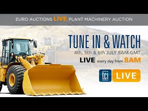 The Construction Index Live at Euro Auctions Day 2