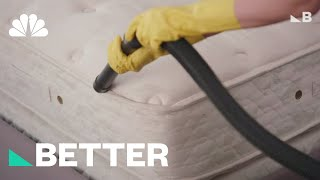 How To Clean Your Mattress And Remove Stains And Smells | Better | NBC News
