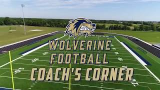 Your Week 10 Coaches Corner! #ClawsUp!