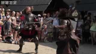 Video Slavnosti purkrabího Půty v Lokti měly jedinečnou středověkou at