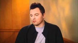 Seth McFarlane - Discusses His New Flintstones Reboot.