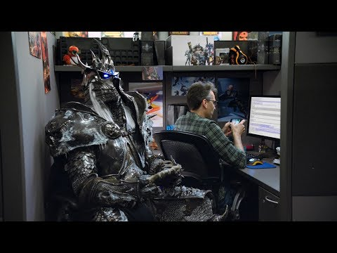 The Lich King at Blizzard – Part 1