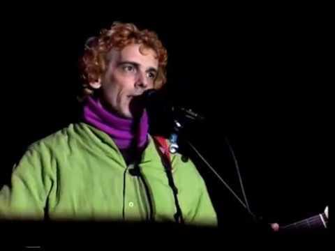 Luis Alberto Spinetta video Cierre Bienal  - CM 1996