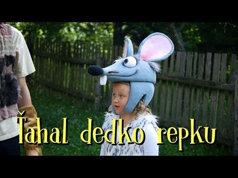 Smejko a Tanculienka - Ťahal dedko repku (rozprávka)