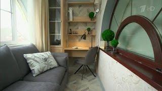 Спальня для Александра Галибина  (15.04.2017) - Идеальный ремонт (15 апреля 2017)