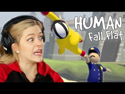 WE DID IT! In Human Fall Flat Multiplayer