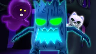 It's Halloween Night Scary Nursery Rhymes | Halloween Songs For Kids And Children By Little Eddie