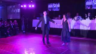 Dancing With The Docs 2019   Dr. Alanna & David
