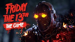JASON IS COMING!! (Friday the 13th Game)