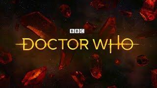 Доктор Кто, New Doctor, new series, NEW LOGO - Doctor Who - BBC One