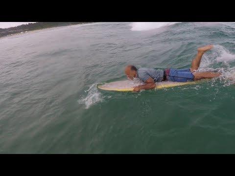SURF TRIP PRAIA DO ROSA DAY 3 (3/4) - FICAR NA INTERMEDIÁRIA É PERIGOSO!