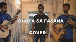Chota sa Fasana | Cover | Sareen Acharya | Karwaan - Arijit Singh, Irrfan Khan, Dulquer Salman