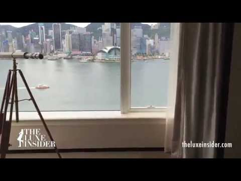Peninsula Hong Kong | Deluxe Harbour View Suite by The Luxe Insider