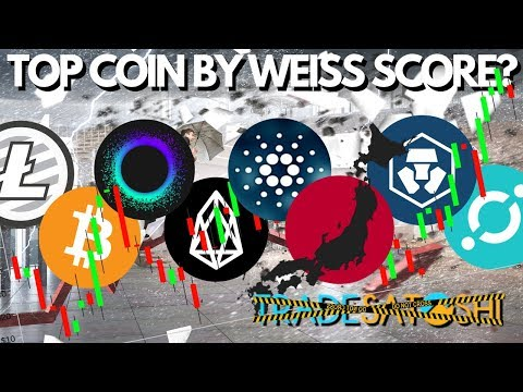 Top Cryptocurrency by Weiss Ratings, More Crypto.com Updates, EOS, BITCOIN in Japan - CRYPTO NEWS
