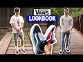 HOW TO STYLE: Vans (Outfit Ideas)