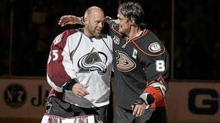 NHL: Sportsmanship/Lighthearted Moments with Opponents Part 2