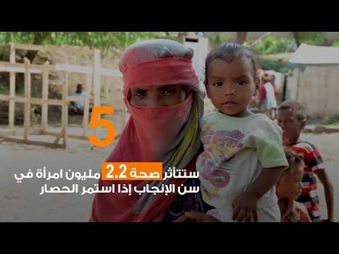 خمسة أشياء تحتاج إلى معرفتها عن حصار اليمن