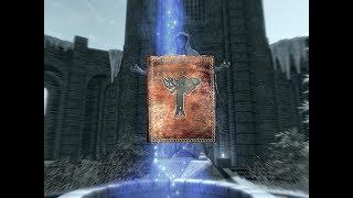 The Elder Scrolls V: Skyrim. Где взять заклинание «Паралич». Прохождение от SAFa