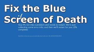 Windows 7&10 blu screen problem How to Fix Bluescreen error STOP 0x0000001A on Windows 7 & 10