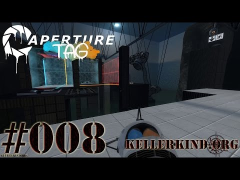 Aperture Tag #8 – (K)ein leichter Weg ★ Let's Play Portal 2 Community Mods [HD|60FPS]