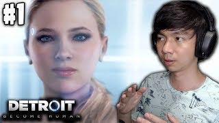 Masa Depan Manusia | Detroit Become Human | Indonesia | Part 1