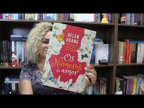 Os números do amor -  Helen Hoang