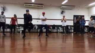 Lyrica Anderson ft. Wiz Khalifa - Sex You Up | Choreography by @dsfuel @lyricaanderson