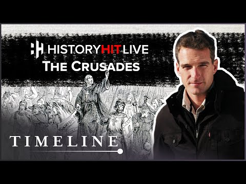 #StayHome and Learn About the Crusades with Dan Jones #WithMe | History Hit LIVE on Timeline
