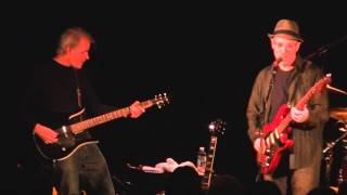 Marshall Crenshaw w/the Bottle Rockets-Calling Out For Love(At Crying Time) Milwaukee, WI 1-9-15