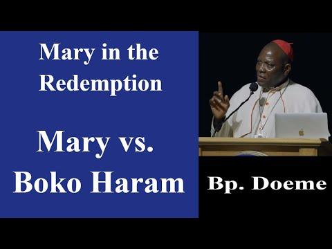Mary vs. Boko Haram - Bp. Doeme - CONF 441