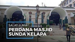 PSBB Transisi, Begini Suasana Ibadah Jumatan di Masjid Agung Sunda Kelapa