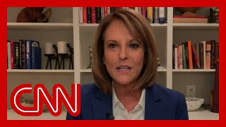 gloria borger blasts trumps romney remark completely inappropriate