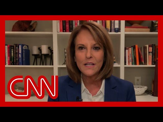 Gloria Borger blasts Trump's Romney remark: Completely inappropriate